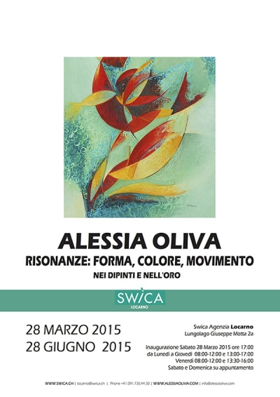 Risonanze: forma, colore, movimento